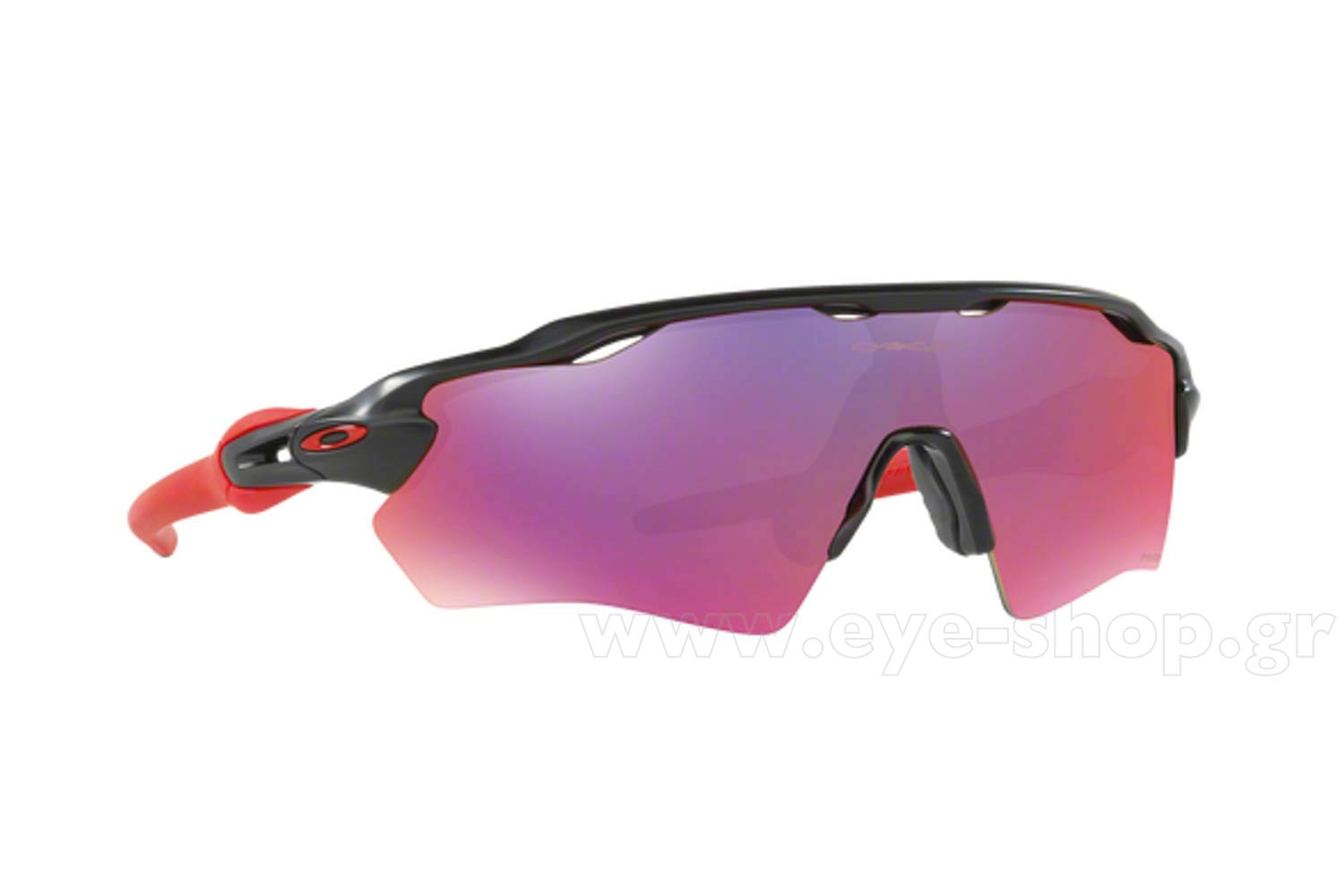 7903b1b5f0c98 ... discount sunglasses oakley junior radar ev xs path 9001 06 mt black  prizm road a0dec 1a16f
