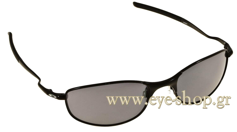 6ce1540bde SUNGLASSES Oakley TightRope 4040 01 Black Iridium