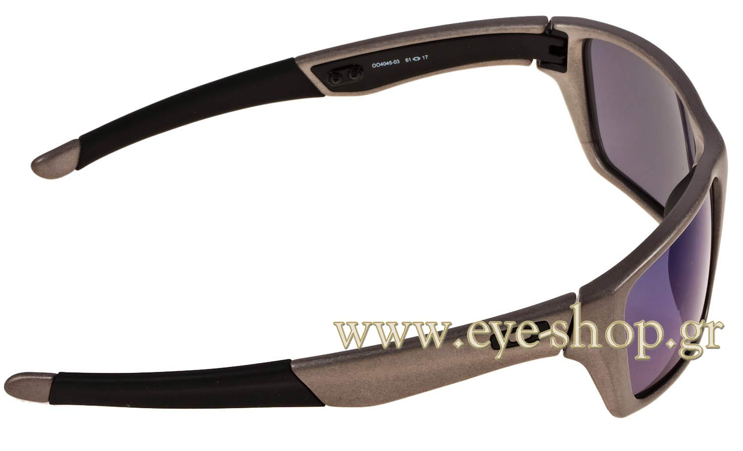 51131aa98b Oakley model JURY 4045 and color 03 Distressed Silver - Ice Iridium
