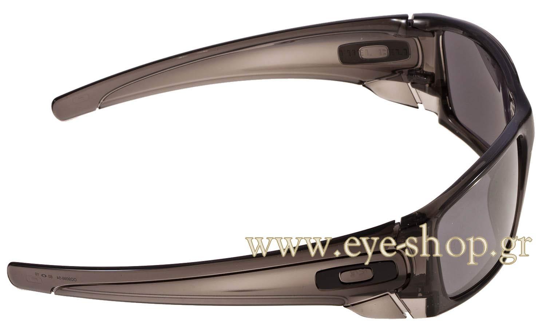 938f6caf951 Oakley model Fuel Cell 9096 color 54 Grey Smoke-Black Iridium