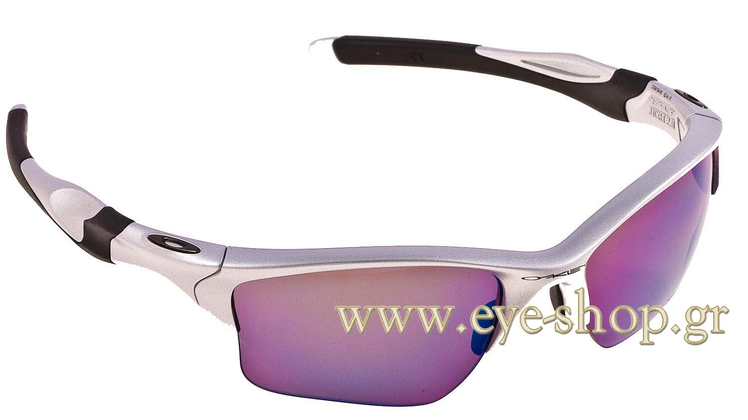 4062d12806 SUNGLASSES Oakley Half Jacket 2.0 XL 9154 06 Silver - G30 iridium Polarized