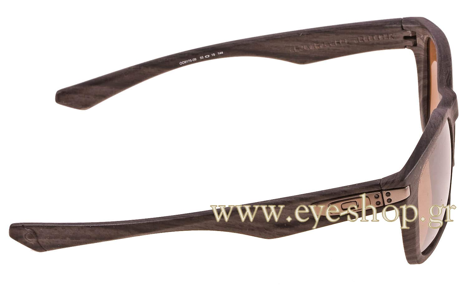 320548bb9c2 ... best oakley model garage rock 9175 and color 09 woodgrain tungsten  iridium polarized a72f0 5d885