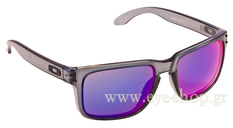 Oakley Frogskins Black Violet Iridium