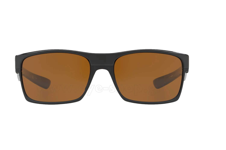 7180db62707 SUNGLASSES Oakley TwoFace 9189 03 Polished Black - Dark Bronze. Oakley  TwoFace 9189