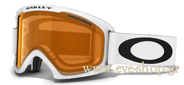 7cfc543a59 SUNGLASSES Oakley O2 XL SNOW OO7045 59-362 Matte White-Persimmon