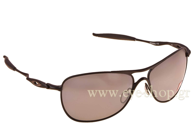 38c9c6f072 SUNGLASSES Oakley Crosshair 4060 10 Black Iridium Polarized
