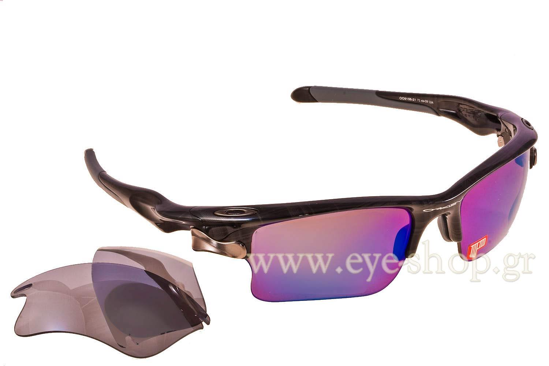 3b2eeb3931a249 Oakley Fast Jacket Xl Black Plaid Polarised Sunglasses « One More Soul