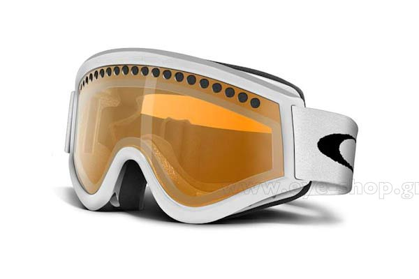 Oakley model L-FRAME Snow Goggles color OO7043 57-081 Matte White