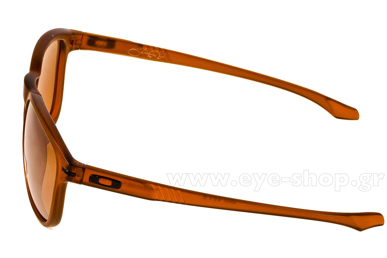 dc760023481 Oakley model ENDURO 9223 color 9223 07 Shaun White Tungsten Iridium  Polarized Matte Dark Amber