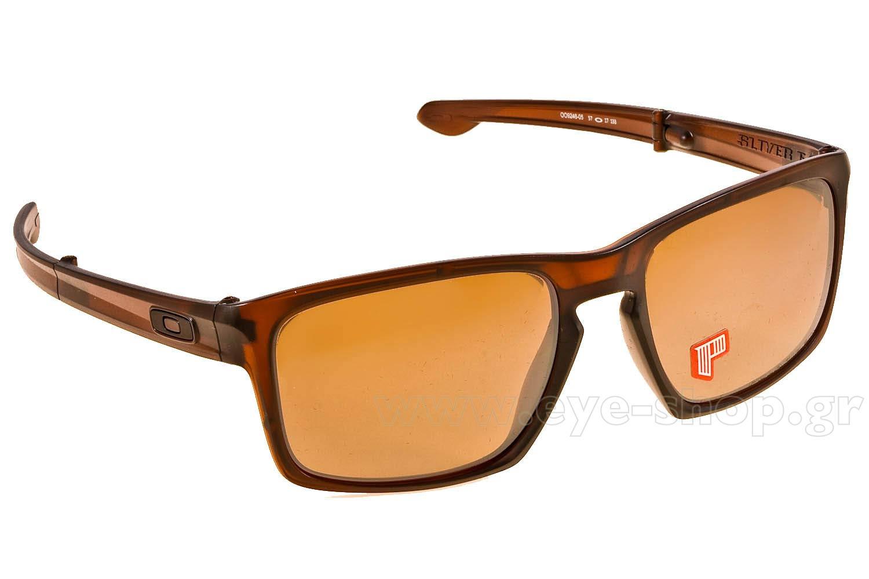 f1d80482aa oakley sliver matte dark amber