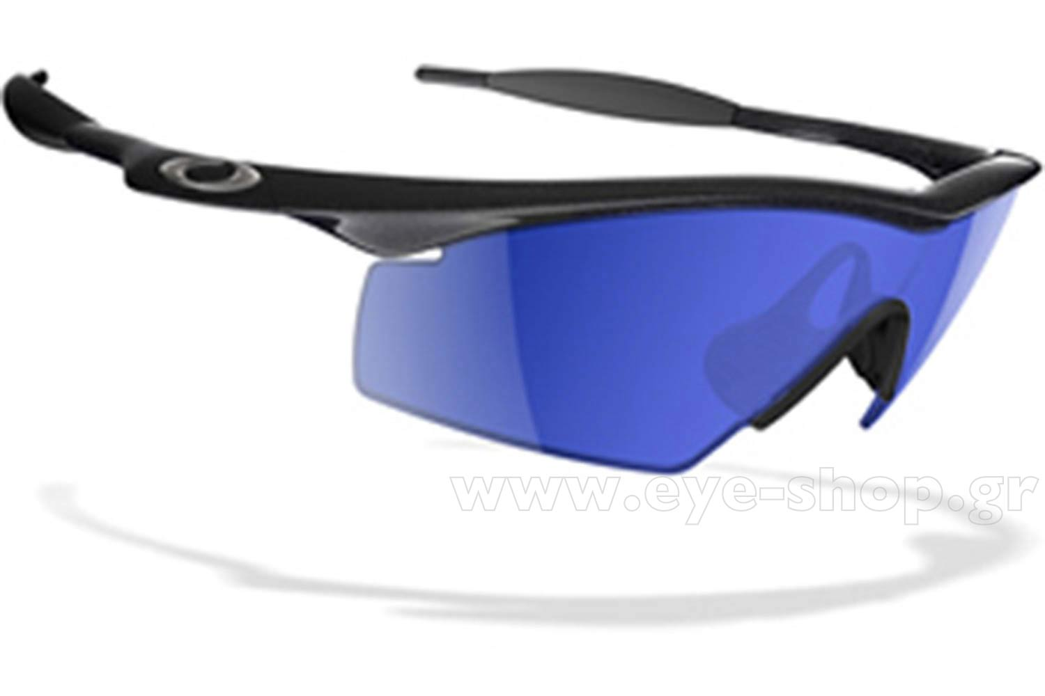 e28207d5b73 SUNGLASSES Oakley M-Frame Strike 9060 custom matteblack-Ice iridium
