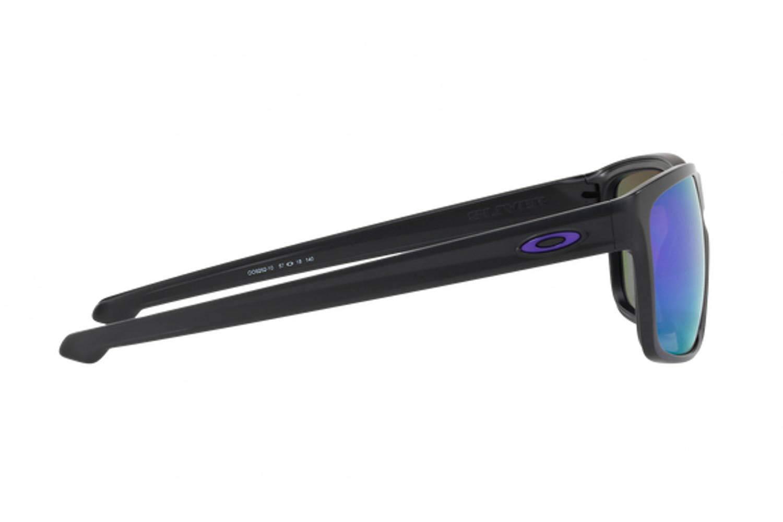 4192b8dd6a Frame Color matte black - Lenses Color Violet Iridium polarized. Oakley  model SLIVER 9262 color 10 polarized