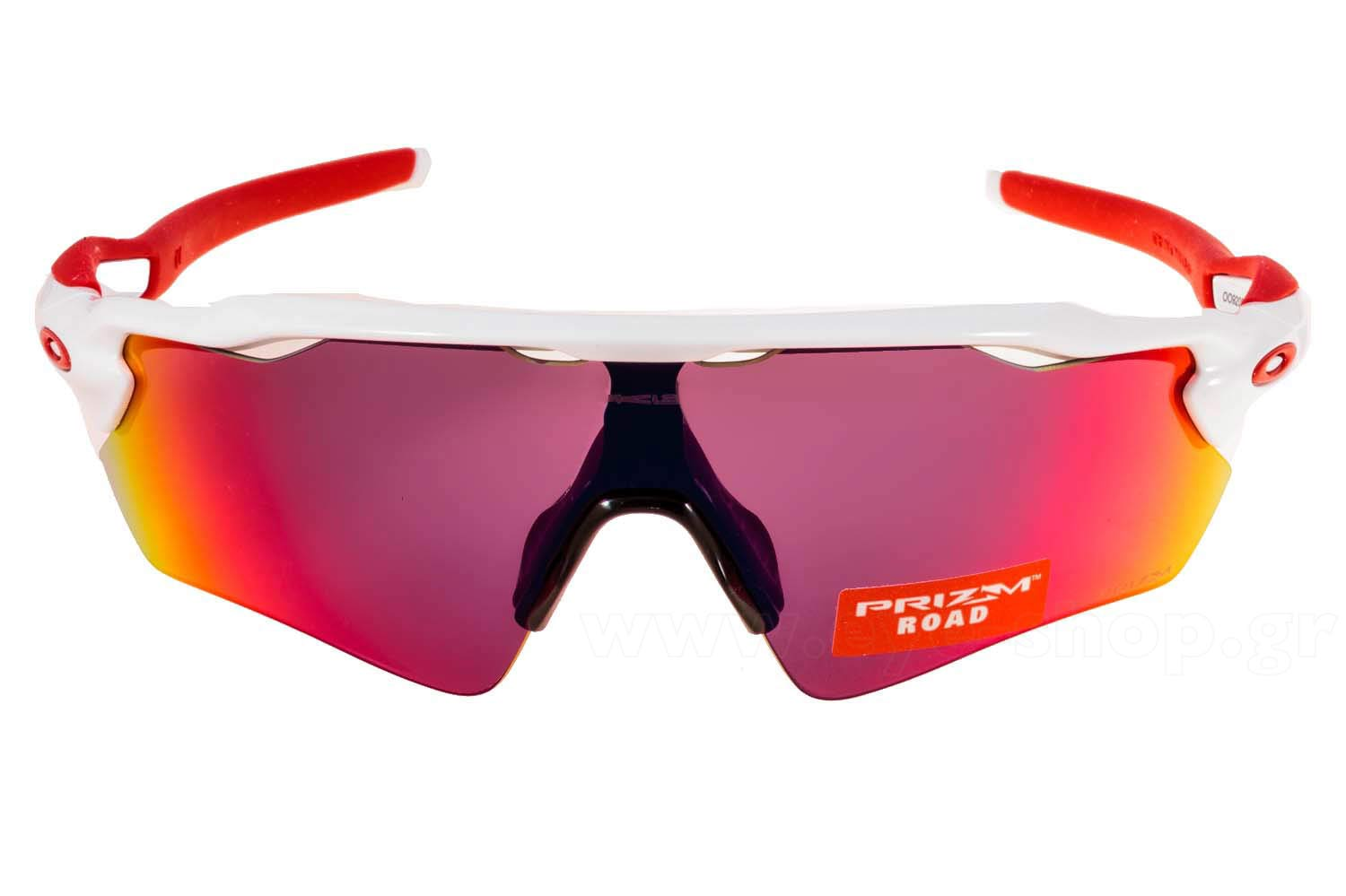 f6c57826c32 ... 05 White Prizm Road. Oakley RADAR EV PATH 9208