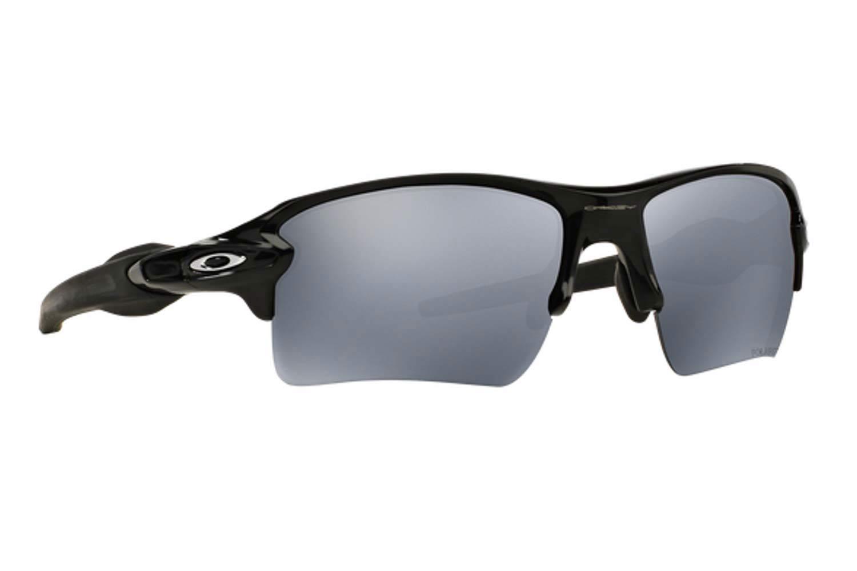 6d33cadef2 SUNGLASSES Oakley FLAK 2.0 XL 9188 08 Black Iridium Polarized