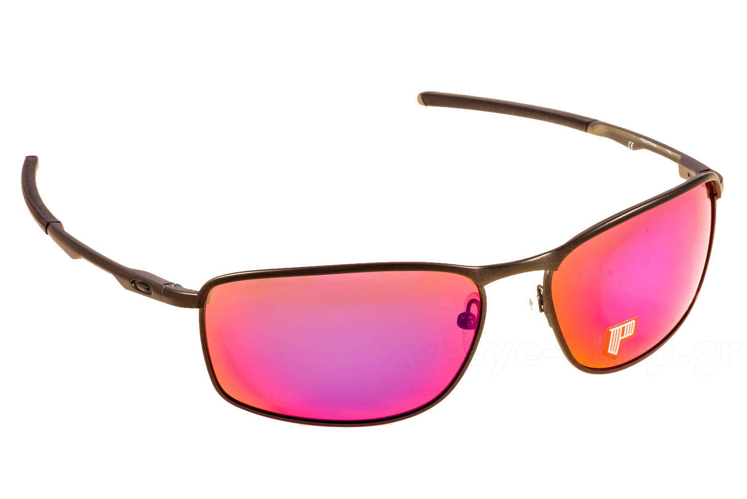 7b53851b1d Enlarge Colors Discontinued. Sunglasses Oakley Conductor 8 4107 04 Carbon  Red iridium Polarized