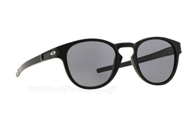 Sunglasses Oakley LATCH 9265 01 Matte Black grey