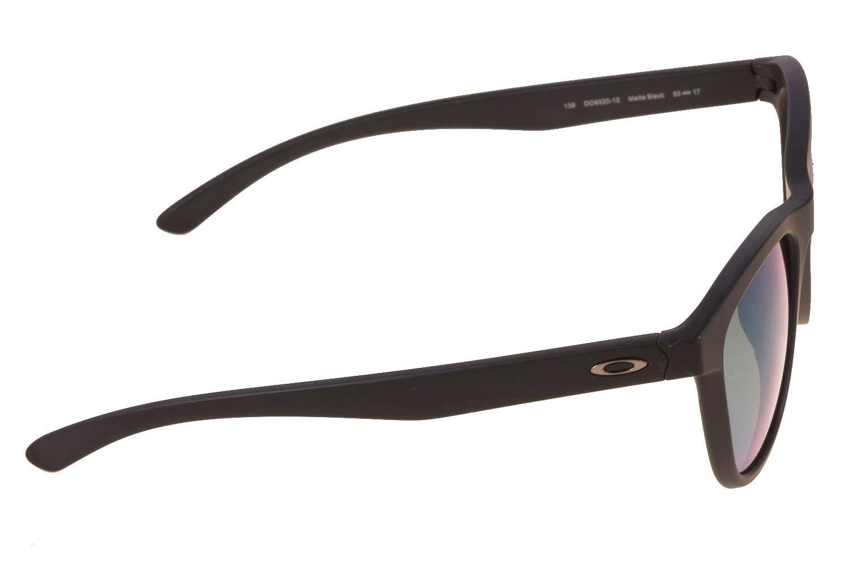 a3fe236aef Oakley model Moonlighter 9320 color 12 Jade Iridium Polarized Mt Black