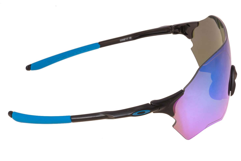 8ba660e205 Oakley model EVZERO RANGE 9327 color 07 Mt Black Sapphire Irid Polarized