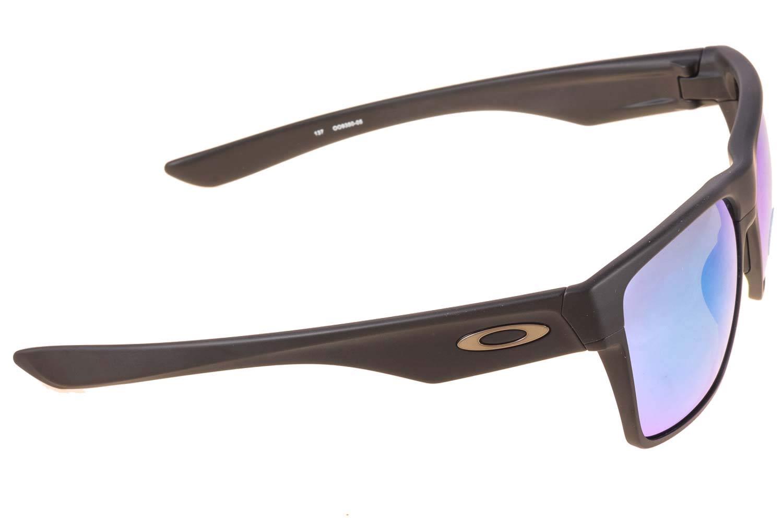 448abbf1d3 Oakley model TwoFace XL 9350 color 05 Mt Black Sapp Irid Polarized