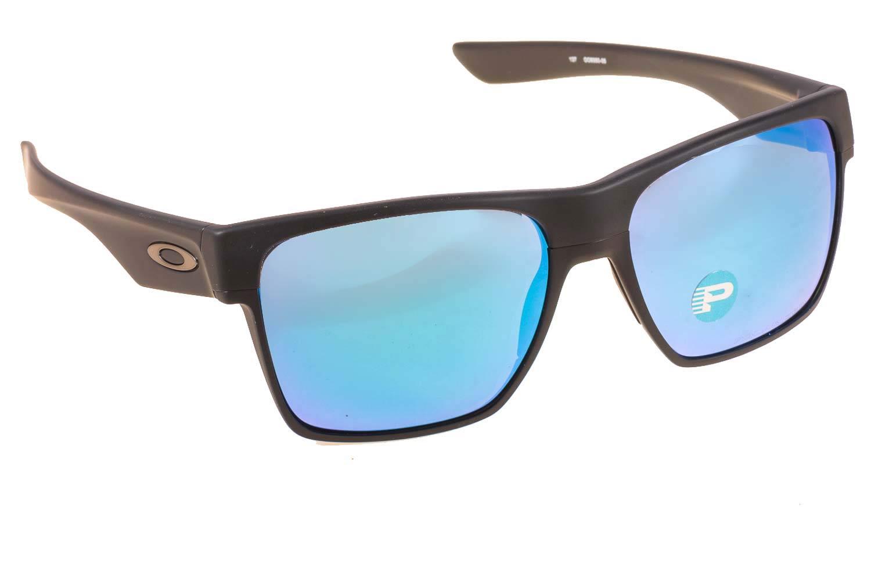 33dcede302f Oakley Twoface Xl Polarized - Matte Black sapphire Iridium