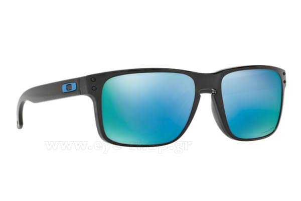 fb66fe4886 ... with oakley h  sunglasses oakley holbrook 9102 c1 prizm deep water  polarized