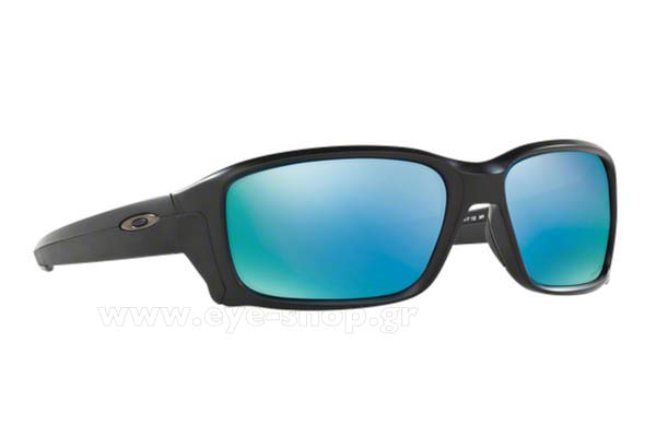 940464b787563 Sunglasses Oakley STRAIGHTLINK 9331 05 Mt Black Prizm Deep H2O Polarized