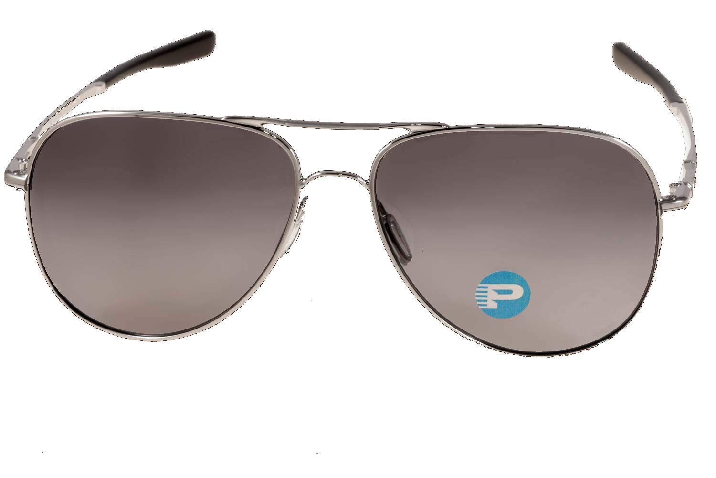 fef8034c6e3 Men Sunglasses Oakley ELMONT L 4119 02 Grey Grad Polarized - size 60
