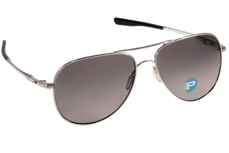 b30419432f5 SUNGLASSES Oakley ELMONT L 4119 02 Grey Grad Polarized