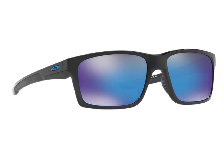 c8f88f17f227f SUNGLASSES Oakley MAINLINK 9264 30 BLACK prizm Sapphire