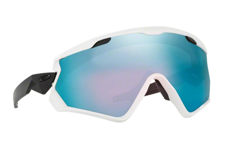 382a4b0dfa97 SUNGLASSES Oakley Wind Jacket 2.0 7072 03 Mt White Prizm Snow Sapphire  Iridium