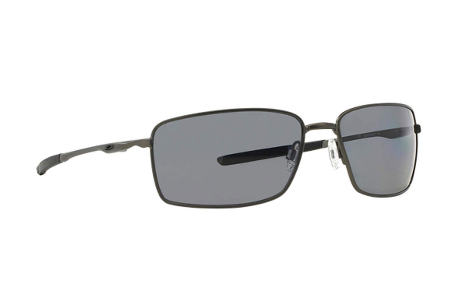 a57ca51bd9 SUNGLASSES Oakley Square Wire 4075 04 Grey Polarized