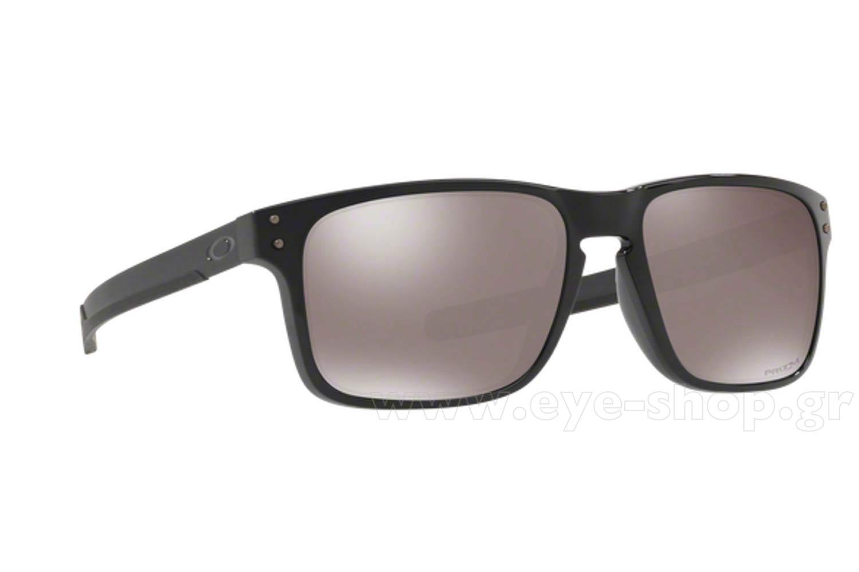 3c8dbaff51a SUNGLASSES Oakley Holbrook Mix 9384 06 Pol Black Prizm Black Polarized