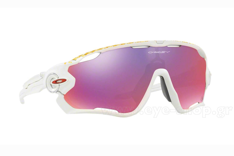 6318d047a6 SUNGLASSES Oakley JAWBREAKER 9290 27 Prizm road Tour De France Collection