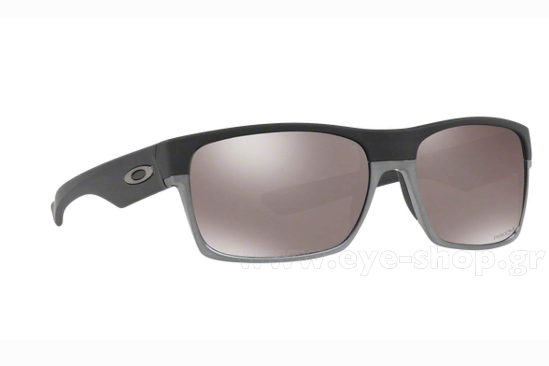 ce9ba182f4 SUNGLASSES Oakley TwoFace 9189 38 Mt Black Prizm Black Polarized