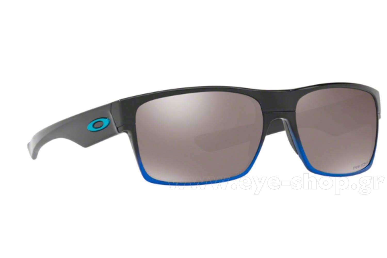 nuova alta qualità Nuovi Prodotti prezzo migliore OAKLEY TWOFACE 9189 39 BLUE POP FADE 60 | SUNGLASSES Men EyeShop