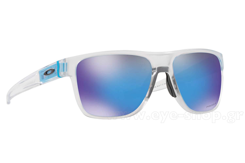 567358fe12 SUNGLASSES Oakley CROSSRANGE XL 9360 21 Crystal Pop