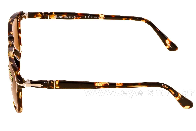 809e2b825b2 Persol model 3059S color 985 57 polarized Tabacco Virginia