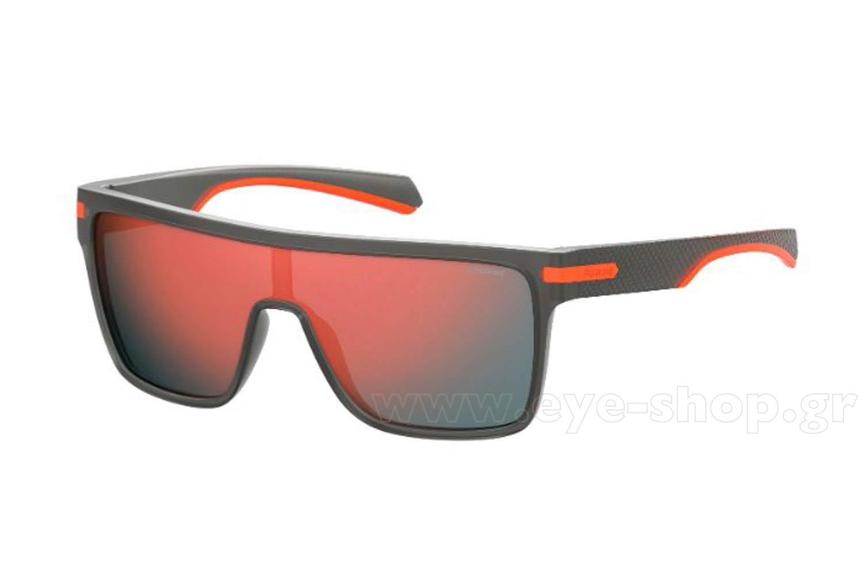 00d35019d8 Men Sunglasses Polaroid PLD 2064 S RIW (OZ) - size 99