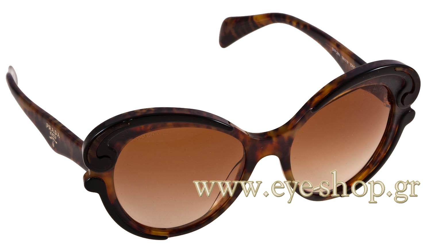 87b38b44e08 Enlarge Colors Discontinued. Sunglasses Prada 28NS EAC1Z1 Minimal Baroque - Limited  Edition