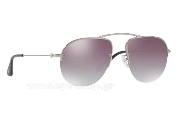 Sakis-Rouvaswearing sunglasses Prada58OS
