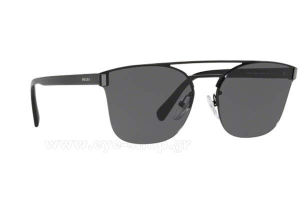 Konstantina-Spyropoulouwearing sunglasses Prada67TS