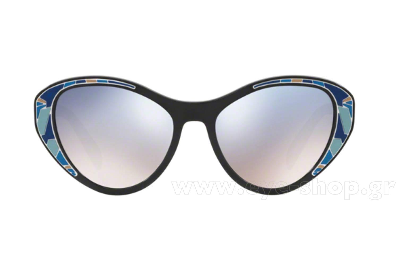 616a5fac05 Frame Color Black Grey - Lenses Color blue silver mirror 2n
