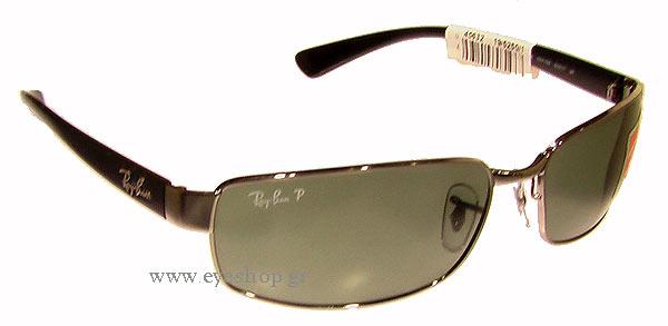 eb1666845dea47 Sunglasses Rayban 3364 004 58 polarised