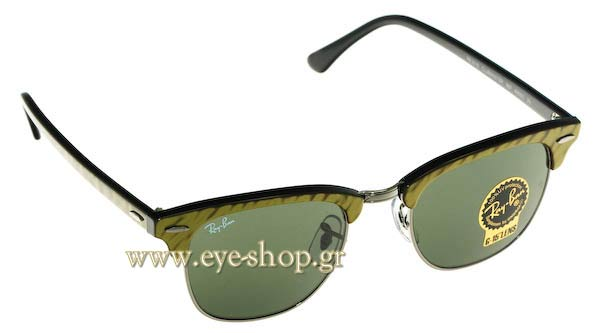 Sunglasses Rayban 3016 Clubmaster 983