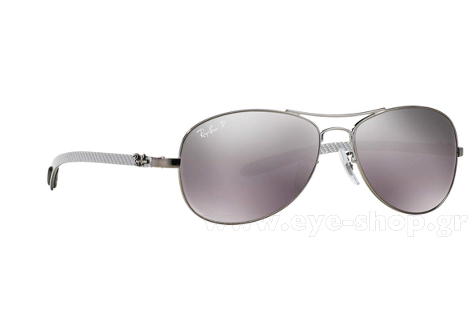 530d93a8eb0e46 RAYBAN 8301 004 N8 CARBON FI 59   SUNGLASSES Men EyeShop
