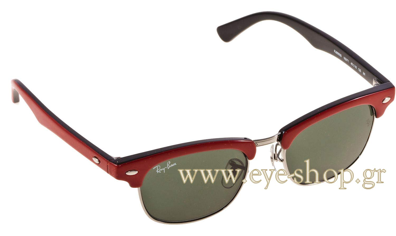 30731bd893 SUNGLASSES RayBan Junior 9050S 162 71 Clubmaster style