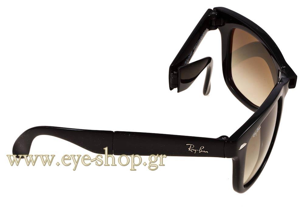 27d1340c7df Rayban model 4105 Folding Wayfarer color 601 32 Folding