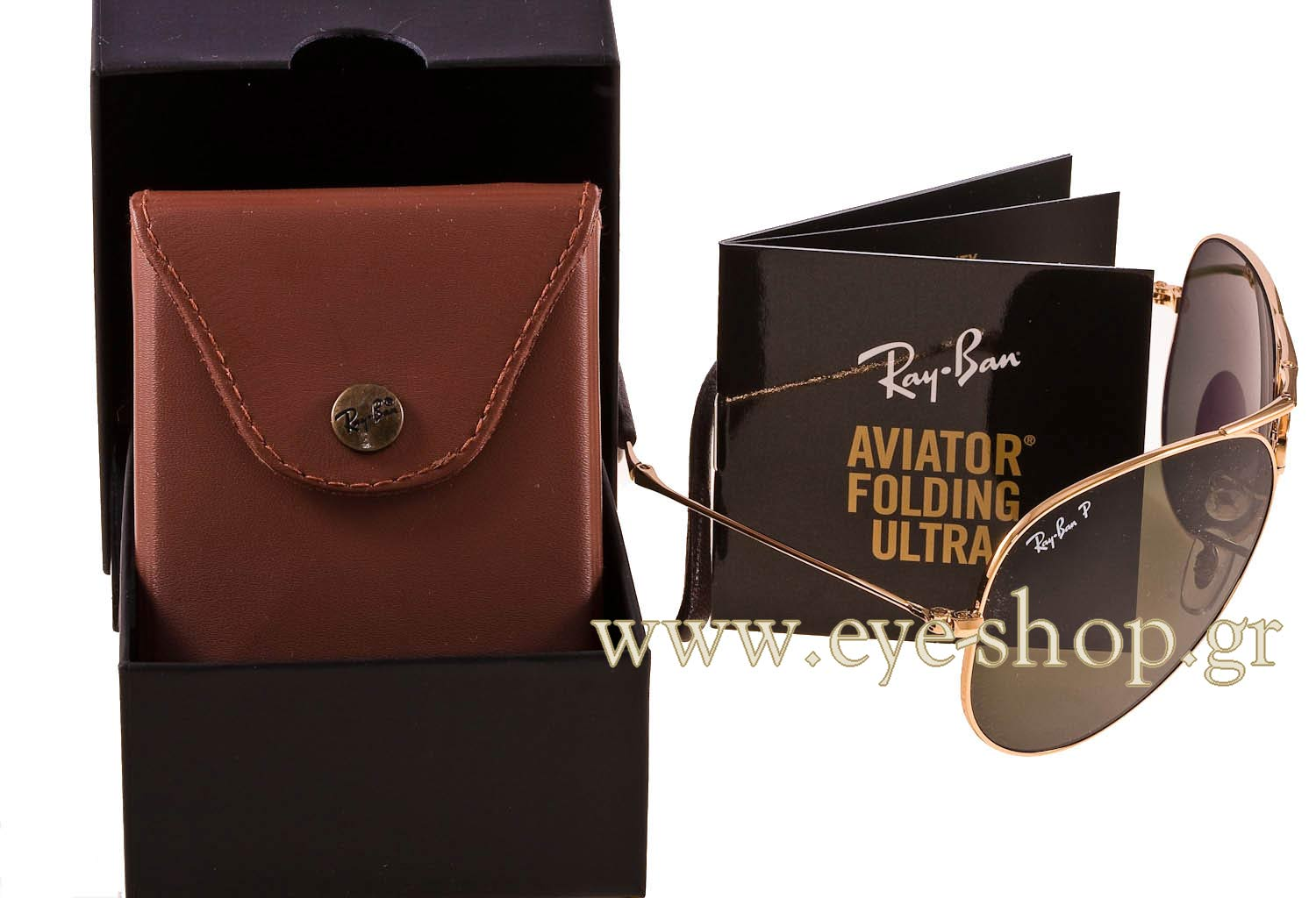 Rayban model Aviator Folding 3479 color KQ 001 N5 Ultra Aviator Limited  edition 3a62e5f91e9a