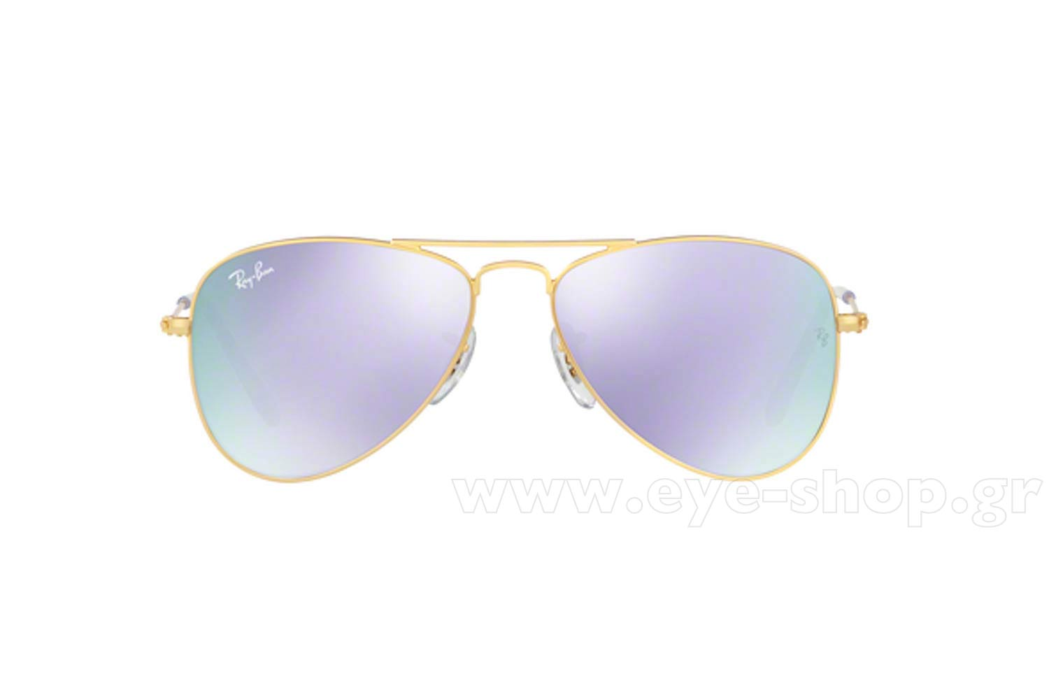 Gold Color Frame Sunglasses : SUNGLASSES RAYBAN JUNIOR 9506S 249/4V 50? Kids 2017 ...