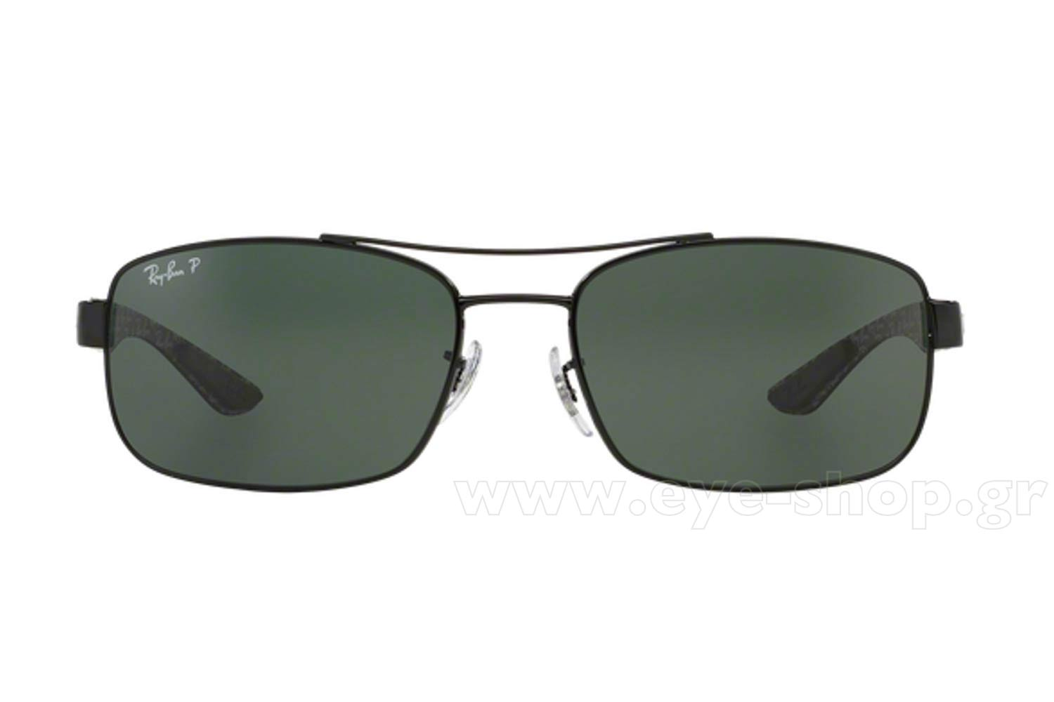 c5fb82b47b ... usa rayban 8316 002 n5 polarized 62 sunglasses men eyeshop 8a834 62bdf